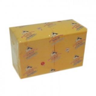 Салфетки Profi Pack 2 сл. 24х24 желтые 250 шт./уп.