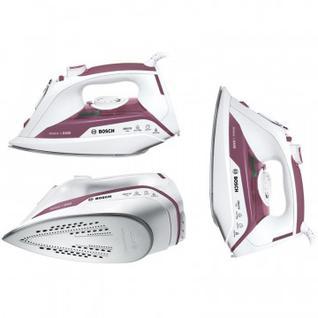 Утюг Bosch TDA5028110 2800Вт белый/розовый.