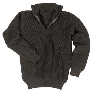 Mil-Tec Джемпер Troyer 750 г, цвет черный