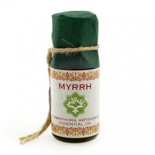 Эфирное масло Зейтун Мирра