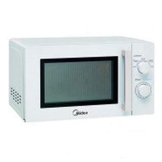 Микроволновая печь Midea MM720CY6-W 20 л 700Вт мех соло белый