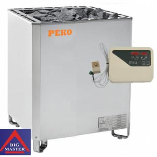 PEKO EHGF-120 Steel (напольная, выносной пульт в комплекте)