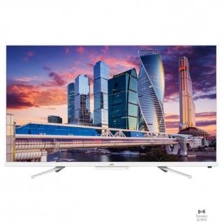 "Jvc JVC 32"" LT-32M555W белый HD READY/50Hz/DVB-T/DVB-T2/DVB-C/USB/WiFi/Smart TV (RUS)"