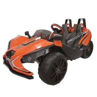 Электромобиль Peg-Perego Детский электромобиль Peg-Perego OD0094 Polaris SLINGSHOT (2 сидения)