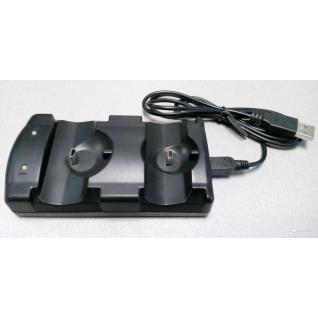 Зарядное устройство для 2х контроллеров Dualshock PS3