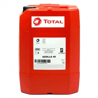 Гидравлическое масло TOTAL Гидравлическое масло AZOLLA DZF 46, 20л