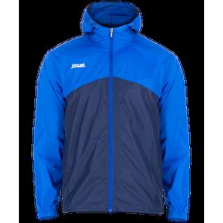 Куртка ветрозащитная детская Jögel Jsj-2601-971, полиэстер, темно-синий/синий/белый размер YS