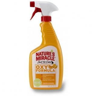 8in1 8in1 уничтожитель пятен и запахов от кошек NM JFC Orange-Oxy Formula спрей 710 мл