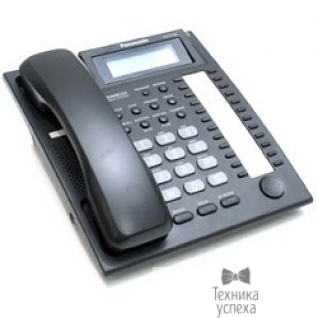 Panasonic Panasonic KX-T7735RUB (черный) Системный телефон