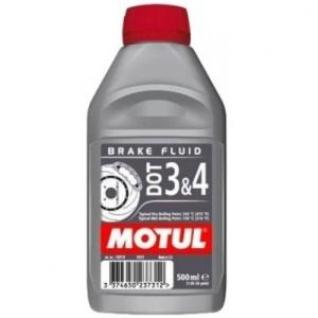 Тормозная жидкость MOTUL DOT 3&4 BF FL 0.5л