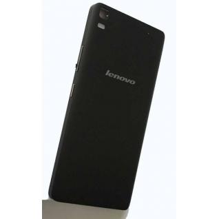 Задняя крышка для Lenovo K3 Note A7000 k50-t5 (черный)