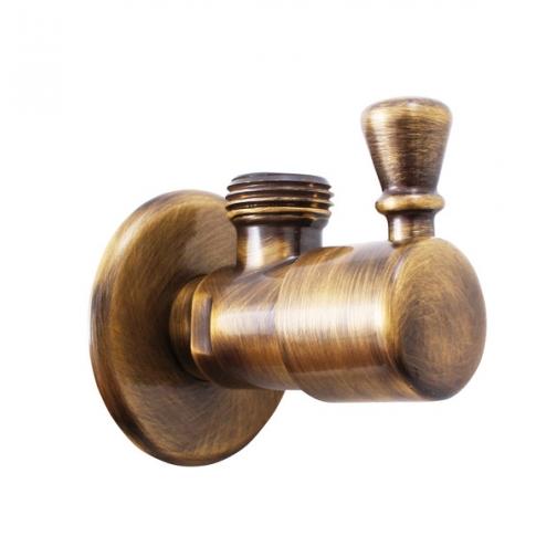 Вентиль с керамической головкой в бронзе Rav Slezak ROH001SM 6760383 1
