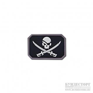 Mil-Spec Monkey Патч MilSpecMonkey Pirate Skull PVC swat