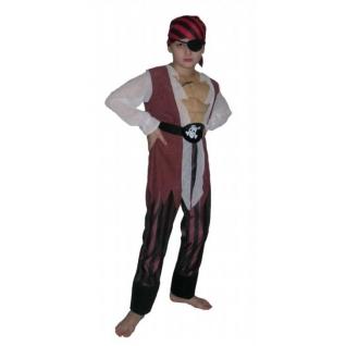 "Костюм ""Пират"" с мускулатурой, 7-10 лет Snowmen"
