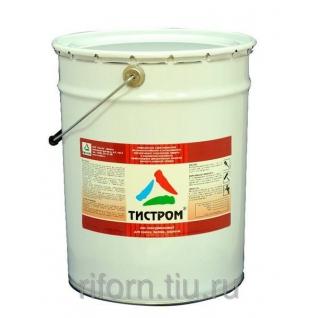 Тистром - полиуретановый лак для бетона