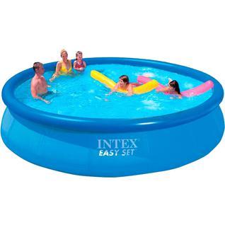 Intex Надувной бассейн Intex Easy Set 28143, 396х84 см