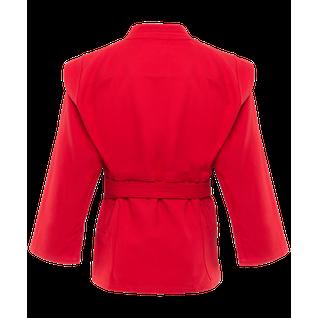 Куртка для самбо Green Hill Junior Scj-2201, красный, р.2/150
