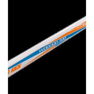 Клюшка хоккейная Grom Woodoo300 Composite, Sr, белый, левая