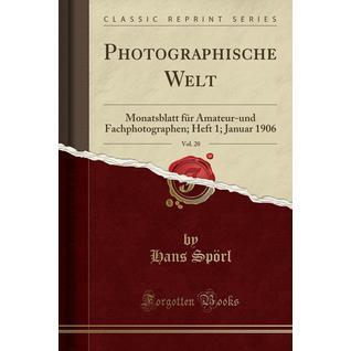 Photographische Welt, Vol. 20