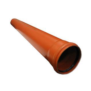 Труба 2 м ПП Политэк (толщ. стенки 4,9) наруж. 160мм
