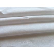 """Дублерин рубашечный """"SNT"""" - 127 гр/м2 100% Хлопок, ширина: 90 см, цвет: белый, Турция Турция"""