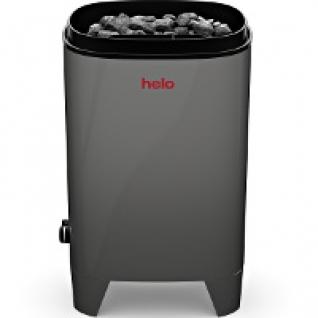 Электрическая печь Helo FONDA 600 STJ BWT (графит, со встроенным пультом, с парогенератором, артикул 005894)
