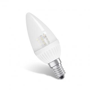 MAYSUN Светодиодная лампа Estares CD-4.5W-E14 AC230V 4.5W (Теплая белая) ПРОЗРАЧНАЯ (B-04-R)
