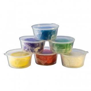 Набор для творчества тесто для лепки 6цветов, 26С 1582-08
