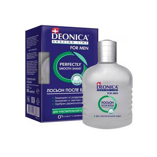 Лосьон после бритья для чувствительной кожи, DEONICA FOR MEN 90мл