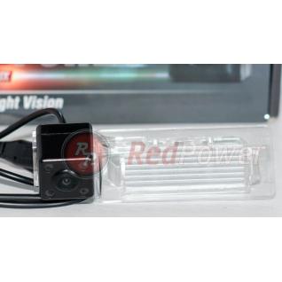 Штатная видеокамера парковки Redpower AUDI001 для Audi A1 (2013+), Audi A3 (2013+), Audi A4 (2007+), Audi A5 (2011+), Audi A6 (2011+), Audi Q3, Audi Q5, Audi TT RedPower