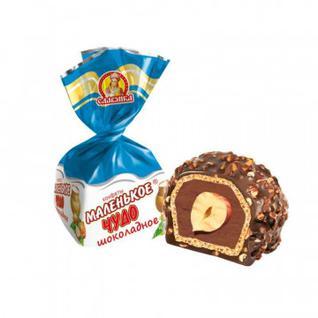 Конфеты Маленькое чудо шоколадное, 1кг