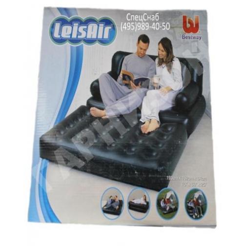 Двухместный надувной диван BestWay  (без насоса) 11375