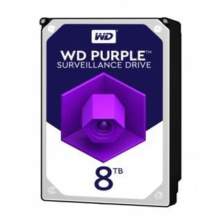 """Western digital 8TB WD Purple (WD82PURX) Serial ATA III, 7200- rpm, 256Mb, 3.5"""""""
