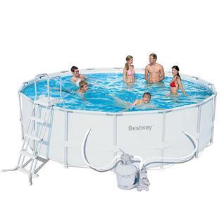 BESTWAY Каркасный бассейн Bestway 488х122 см