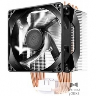 Cooler Master Cooler Master Hyper H411R, RPM, White LED fan, 100W (up to 120W), Full Socket Support (RR-H411-20PW-R1)