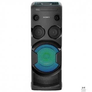 Sony Sony MHC-V50D черный 660Вт/CD/CDRW/DVD/DVDRW/FM/USB/BT