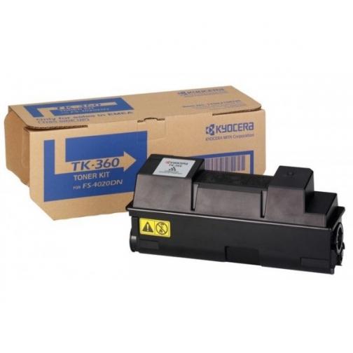 Картридж TK-360 для Kyocera FS-4020DN, черный (20000 стр.) 1310-01 852077 1