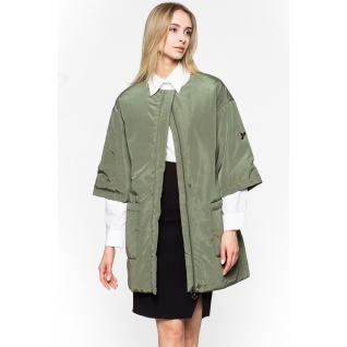Пальто ODRI MIO 18410513-1 Пальто ODRI MIO KHAKI (зеленый)