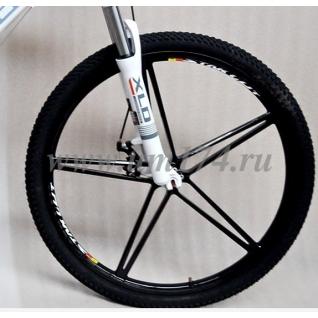 Литые диски для велосипеда 26 дюймов. 5-ти конечная звезда