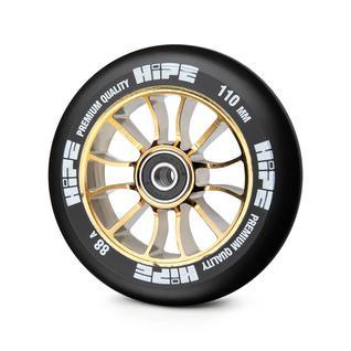 Колесо Hipe 01 110mm, золотой/черный