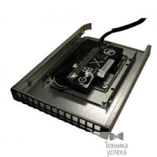 "Supermicro Держатель диска MCP-220-83601-0B - Black FDD dummy tray,supports 1x 2.5"" slim HDD (9.6mm thick)"