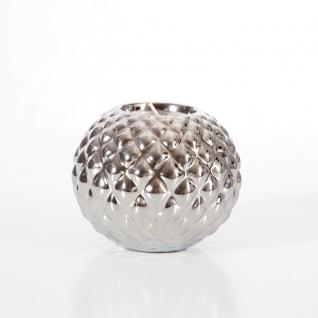 Подсвечник керамический Shine