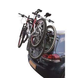 Крепление велосипеда на заднюю дверь PERUZZO Cruiser Delux (3 вел.) Peruzzo