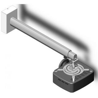 Кронштейн для проекторов Digis DSM-14K нас-потол. 20кг, 95-174см