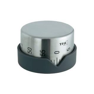 Таймер кухонный TFA DOSTMANN DOT 70x43x70мм черный TFA-Dostmann