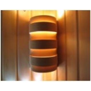 SAWO Ограждение светильника (закругленное) 917-D кедр