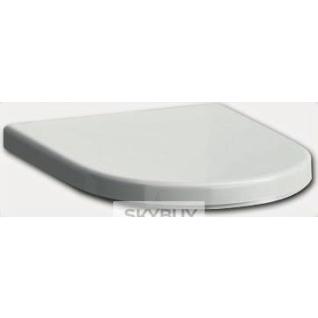 Крышка-сиденье Laufen Pro 8.9695.1.300.000.1 с микролифтом, петли хром