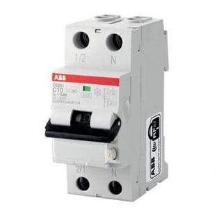 Дифавтомат ABB DS201 C10