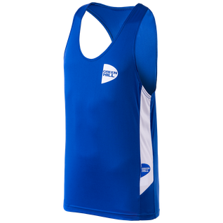 Форма боксерская Green Hill Interlock Bsi-3805, синий размер XL