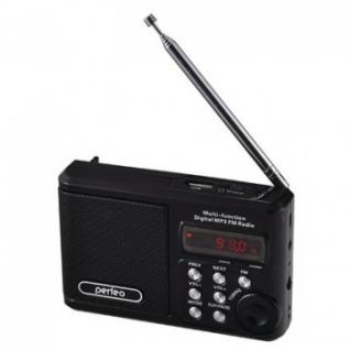 Радиоприемник Perfeo Sound Ranger (PF-SV922BK)